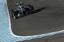 Formel 1 - FIA muss noch gr�nes Licht geben: Ger�cht: Testbeginn 2014 im Januar