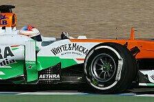 Formel 1 - Abwarten und Tee trinken: Force India: Kein Kommentar zu Karthikeyan-Ger�cht