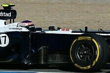 Formel 1 - Gute Performance, gutes Feedback: Williams: Bottas kein Anf�nger mehr