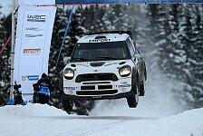 WRC - Weitere Planung noch offen: Nikara f�r Prodrive in Portugal