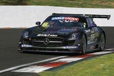 Mehr Sportwagen - Die Pole oder nichts: Bathurst: Mercedes auf Pole