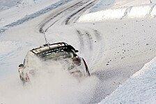 WRC - Fehler, Schneeb�nke und gro�e Felsen: Citroen reist mit viel Frust aus Schweden ab