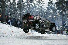 WRC - Hart, sich wieder aufzuraffen: M-Sport: Entt�uschung �berwiegt