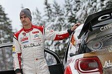 WRC - Ich muss schonungslos an mir arbeiten: Dani Sordo