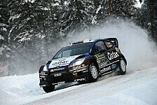 WRC - M-Sport-Piloten freuen sich auf Schotter