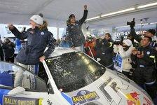 WRC - Loeb im Nacken ist nicht angenehm: Ogier: Schweden nicht problemlos