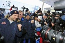 WRC - Bilder: Sebastien Ogier siegt in Schweden
