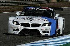 USCC - BMW Team RLL fiebert f�nfter ALMS-Saison entgegen: BMW Z4 GTE feiert Renndeb�t in Sebring