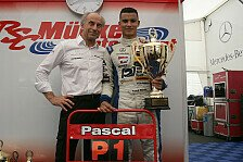 Formel 3 EM - Auf in die vierte gemeinsame Saison: M�cke best�tigt Wehrlein f�r 2013