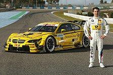 DTM - F�nf Fahrer im Einsatz: BMW absolviert Testfahrten in Jerez