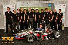 Formula Student - TUfast - München stellt sich vor