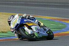 Moto2 - Motoren gleichen aus: Elias freut sich �ber starken Teststart