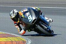Moto3 - Leicht gehandicapt: Kiefer Racing und der erste Schlagabtausch