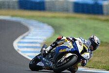 Superbike - Melandri & Davies zufrieden: BMW startet stark in die Saison
