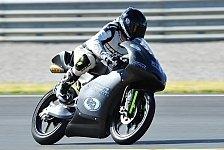 Moto3 - Miller und McPhee gl�cklich: Erfolgreicher erster Test f�r das RTG