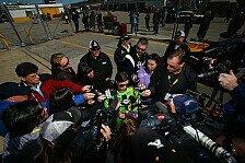 NASCAR - NASCAR-Geschichte: Danica Patrick: Pole-Runde f�r die Ewigkeit