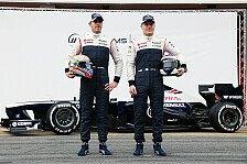 Formel 1 - Lob f�r Maldonado und Bottas: Williams: Kein Nummer-Eins-Fahrer