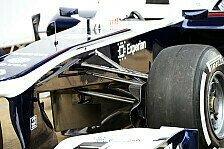 Formel 1 - Hat sich das Warten gelohnt?: Technikanalyse Williams FW35