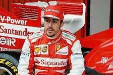 Formel 1 - Die R�ckkehr des roten Stiers: Alonso: Einstand nach Ma�