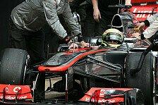 Formel 1 - Maximum aus den Tests herausgeholt: Perez genie�t jede Minute mit McLaren