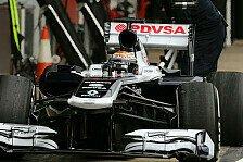 Formel 1 - Weniger Erfahrung - mehr Einsatz: Williams: Keine Nachfolger f�r Wolff und Gillan