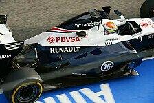 Formel 1 - Wir kennen die Regeln : Maldonado hat keine Auspuff-Sorgen