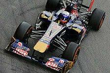Formel 1 - In unerwartetem Ausma�: Reifenfetzen: Ricciardo unter Beschuss