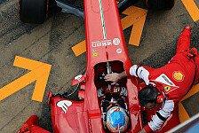 Formel 1 - Wir werden in Australien stark sein: Alonso: Ferrari erneut im Titelkampf