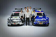 DTM - DTM kompakt - Mercedes kompakt: Kommentar: Mercedes-Kader f�r die Zukunft