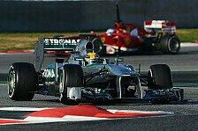 Formel 1 - Verschiebt sich die Hierarchie?: Nach den Tests: Die Top-Teams im Vergleich