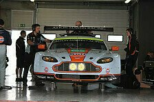 WEC - Aston Martin: Tests in Portimão absolviert