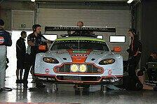 WEC - Aston Martin: Tests in Portimão absolviert