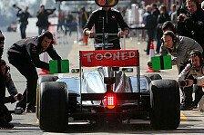 Formel 1 - Es wird ein bisschen dauern: Gillan: Fundamentales Problem am MP4-28