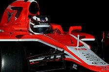 Formel 1 - Aus f�r Razia: Vierter Einsatz f�r Chilton