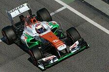 Formel 1 - Jahr drei ist ein entscheidendes: Di Resta: Meisten Druck mache ich mir selbst