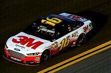NASCAR - Debakel f�r die vier Hendrick-Piloten: Biffle holt 1.000. NASCAR-Sieg f�r Ford