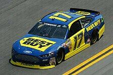 NASCAR - Zwei Verletzte starten aus Top-10: Sensation: Rookie Stenhouse holt Atlanta-Pole