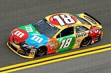 NASCAR - Danica Patrick startet im Kolosseum nur von Platz 41 : Kyle Busch mit Streckenrekord auf Pole