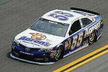 NASCAR - Dramatik in der Verl�ngerung: Vickers siegt auf der Magic Mile