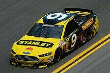 NASCAR - Montoya startet von Rang elf: Favorit Ambrose holt Pole in Watkins Glen