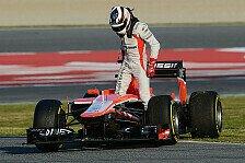 Formel 1 - Schwierige Entscheidungen, die man nicht treffen will: Wer f�hrt f�r Marussia?