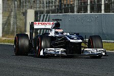 Formel 1 - Bilder: Barcelona I - Mittwoch