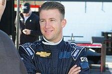 IndyCar - Gef�hlte 1.500 PS im R�cken: Allmendinger genie�t IndyCar-Comeback