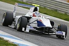 GP3 - Gro�er Vorsprung auf Ellinas: Fumanelli in Silverstone an der Spitze