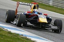 GP3 - Viele Abfl�ge in Estoril: Sainz sichert sich erneut die Bestzeit