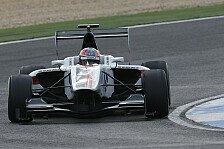 GP3 - Verregneter Freitag: Lewis Williamson f�hrt Bestzeit
