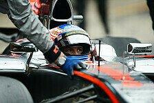 Formel 1 - Karriereende im Chrompfeil?: Button: F�r immer McLaren