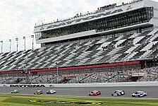 NASCAR - Fangz�une werden repariert: Nach Unfall: Daytona 500 findet statt