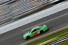 NASCAR - Wusste nicht genau, was ich tun sollte: Patrick: Unerfahrenheit verhindert Daytona-Sieg