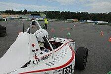 Formula Student - Elektrisch in die Saison 2013: Teamvorstellung - municHMotorsport